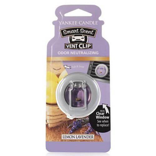 Yankee Candle Smart Scent Vent Clip Lemon Lavender