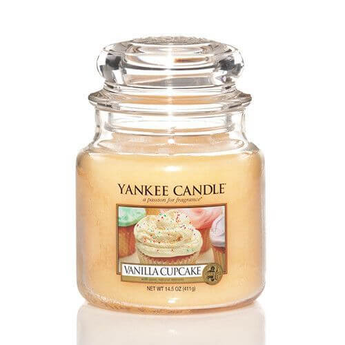 Yankee Candle Vanilla Cupcake 411g
