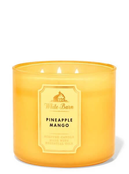 3-Docht Kerze - Pineapple Mango - 411g