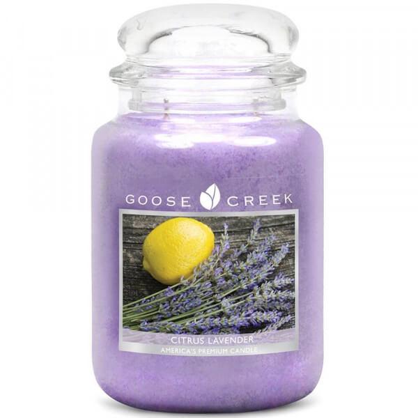 Goose Creek Candle Citrus Lavender 680g