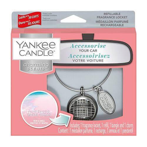 Yankee Candle - Pink Sands Linear 4-teiliges Starter-Set