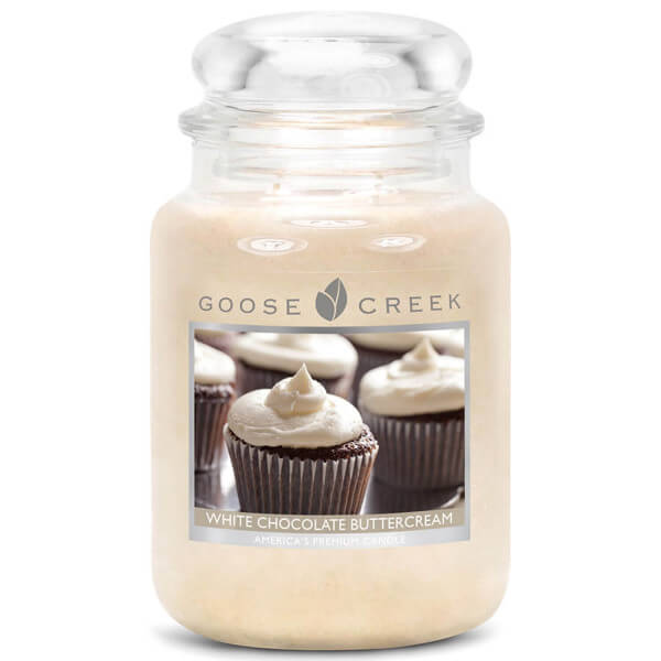 Goose Creek Candle White Chocolate Buttercream 680g