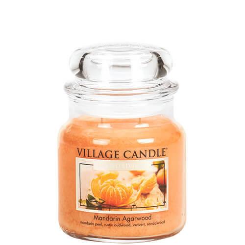 Village Candle Mandarin Agarwood 411g