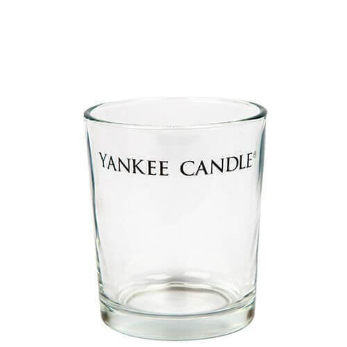 Yankee Candle Clear Glass