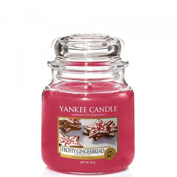 Frosty Gingerbread 411g von Yankee Candle
