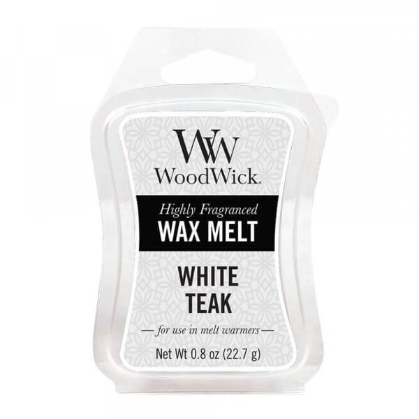 White Teak Wax Melt 22,7g von Woodwick