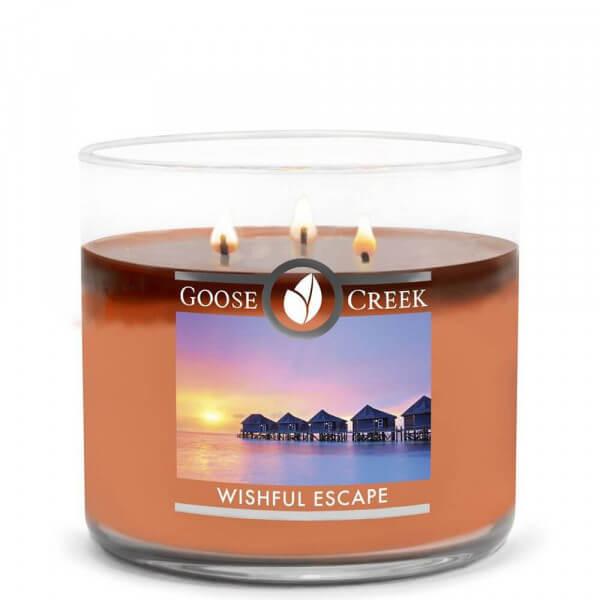 Wishful Escape 411g von Goose Creek Candle