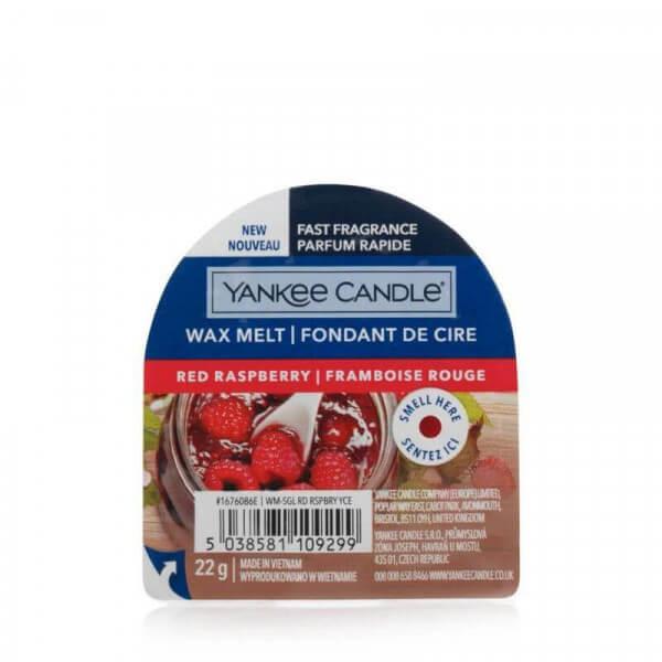 Red Raspberry Wachsmelt 22g