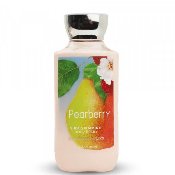 Bath & Body Works - Pearberry Body Lotion