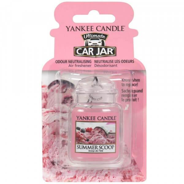 Yankee Candle Car Jar Ultimate Summer Scoop