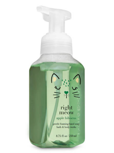 Schaumseife - Right Meow - Apple Hibiscus - 259ml