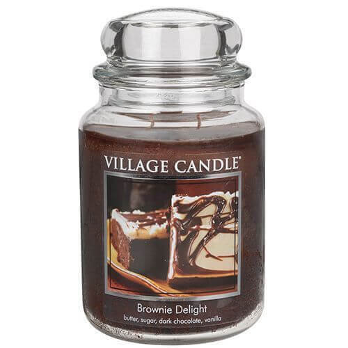 Village Candle Brownie Delight 645g