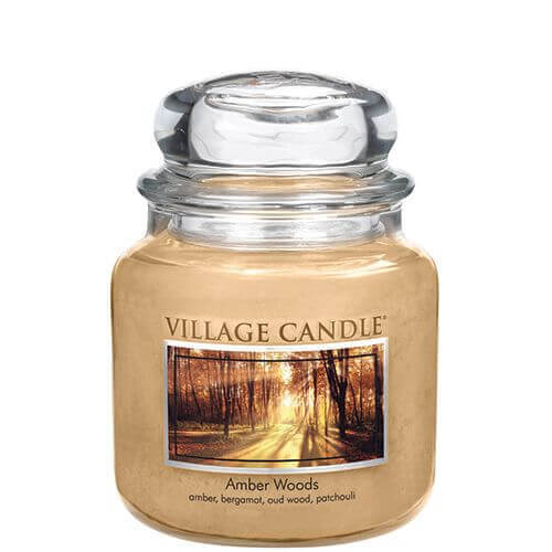 Village Candle Amber Woods 411g