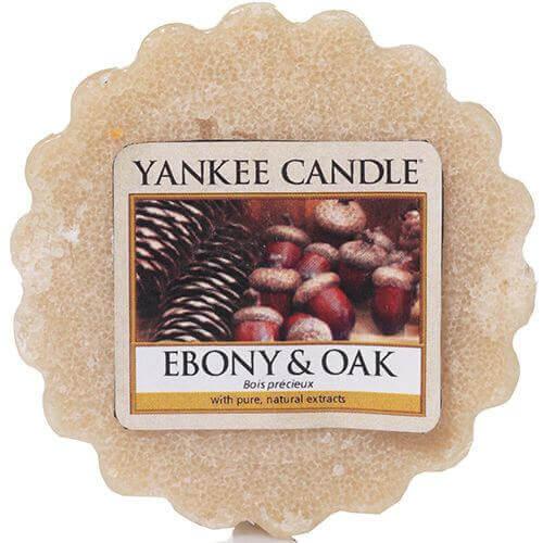 Yankee Candle Ebony & Oak 22g