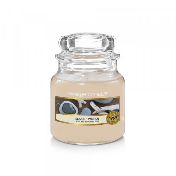 Seaside Woods 104g Glas von Yankee Candle
