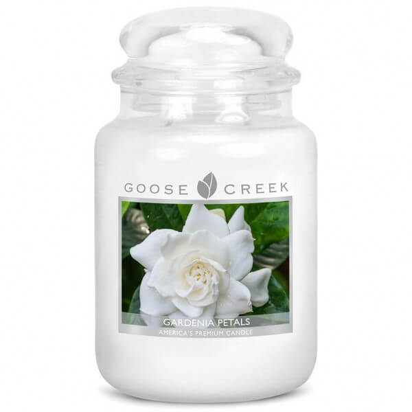Goose Creek Candle - Gardenia Petals 680g
