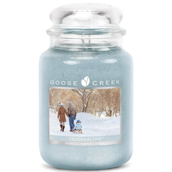 Goose Creek Candle Frozen In Time 680g