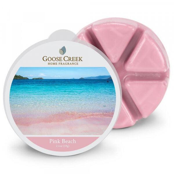 Goose Creek Candle Pink Beach 59g Wachsmelt