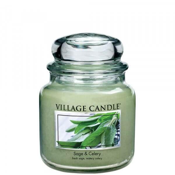 Village Candle Sage & Celery 453g