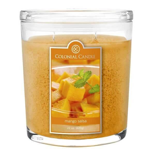 Colonial Candle Mango Salsa 623g