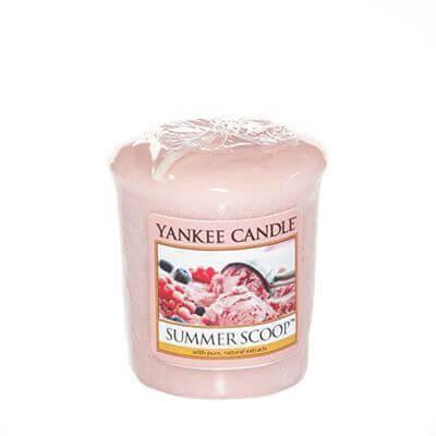 Yankee Candle Sampler - Votivkerze Summer Scoop