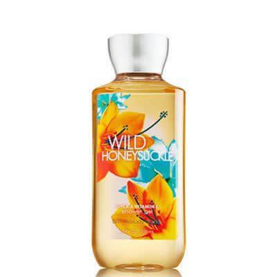 Bath & Body Works - Wild Honeysuckle Duschgel 295ml