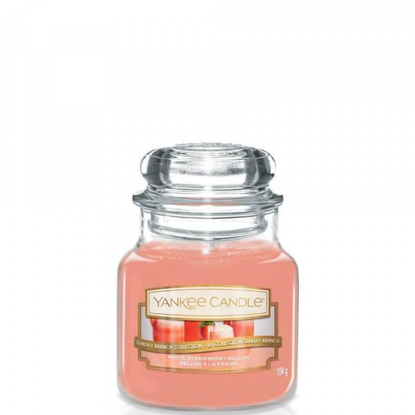 White Strawberry Bellini 104g von Yankee Candle