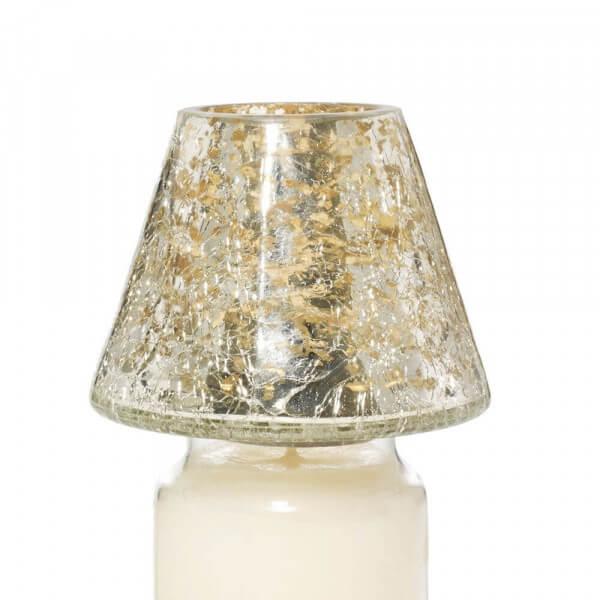 Kensington Mercury - Kleiner Schirm & Teller von Yankee Candle