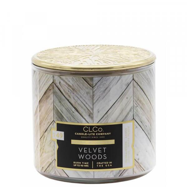 Velvet Woods 396g von Candle-Lite