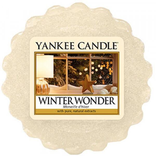 Winter Wonder 22g Tarts Wax Melt von Yankee Candle