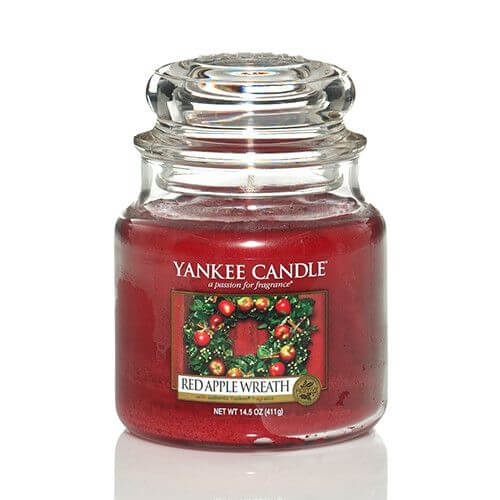Yankee Candle Red Apple Wreath 411g
