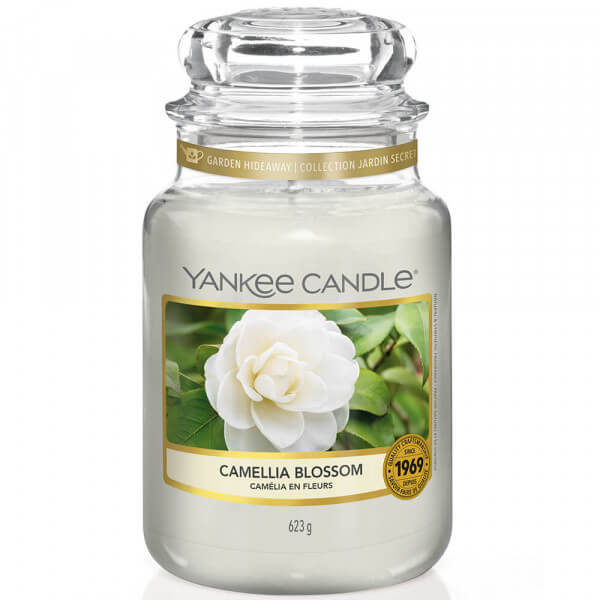 Camellia Blossom 623g großes Glas von Yankee Candle