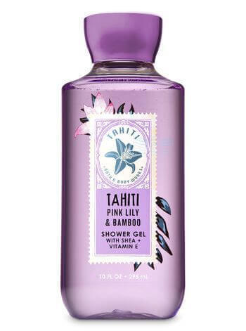 Tahiti Pink Lily & Bamboo Duschgel 295ml
