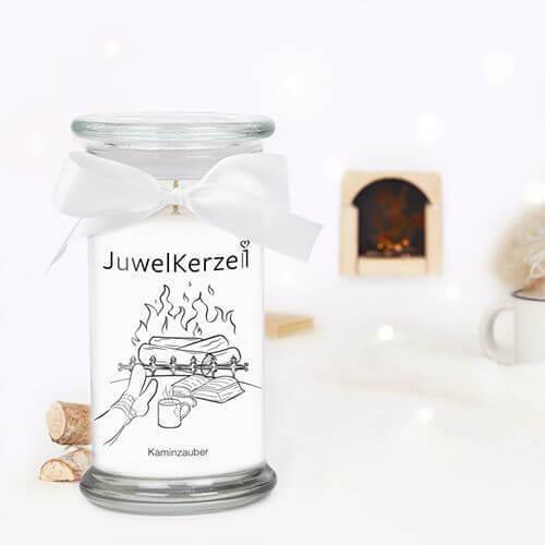 Kaminzauber (Halskette mit Anhänger) 380g von JuwelKerze