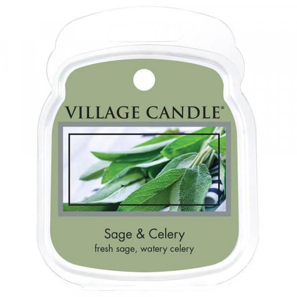 Village Candle Sage & Celery 62g