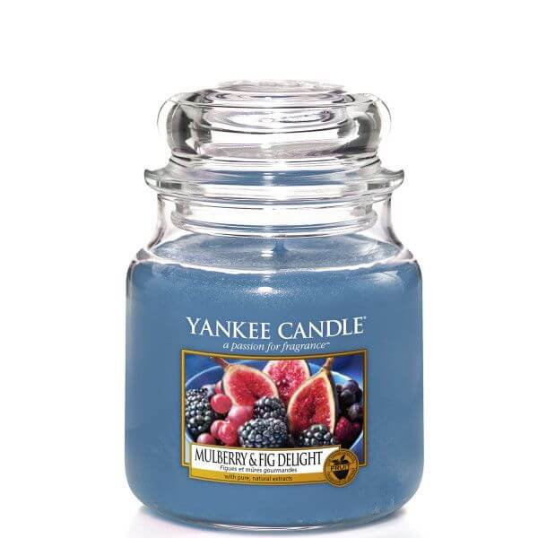 Mulberry & Fig Delight 411g - Yankee Candle