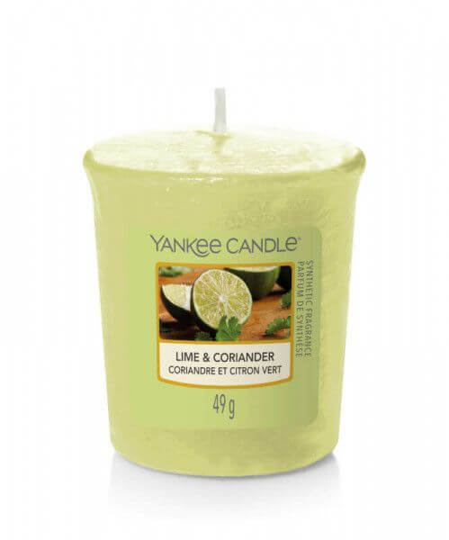 Yankee Candle Lime & Coriander