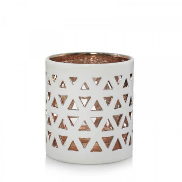 Belmont White Keramik Teelichthalter