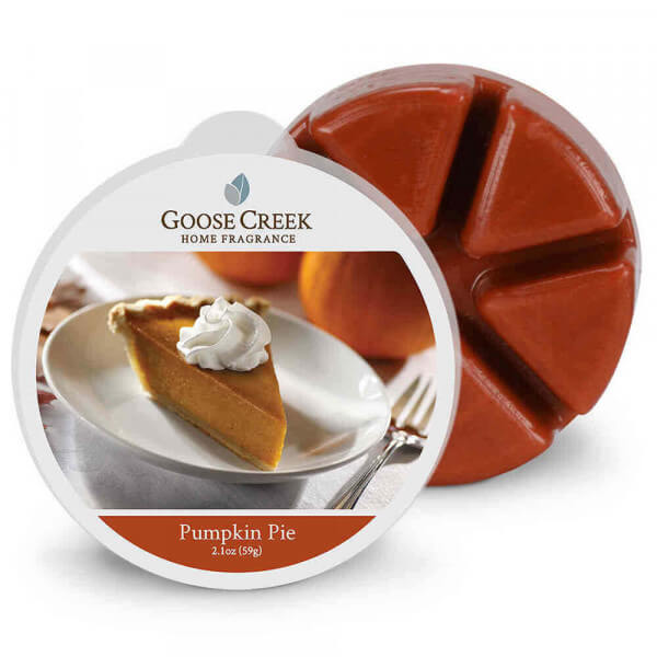 Pumpkin Pie 59g von Goose Creek Candle