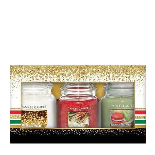 Yankee Candle Holiday Party 3x104g