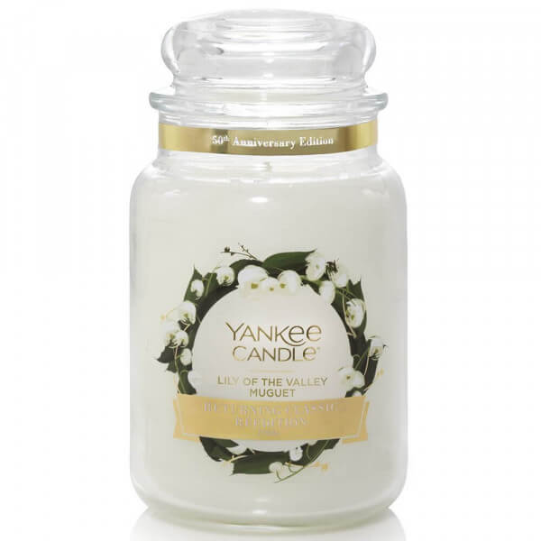 Lily Of The Valley (1980`s) 623g von Yankee Candle o