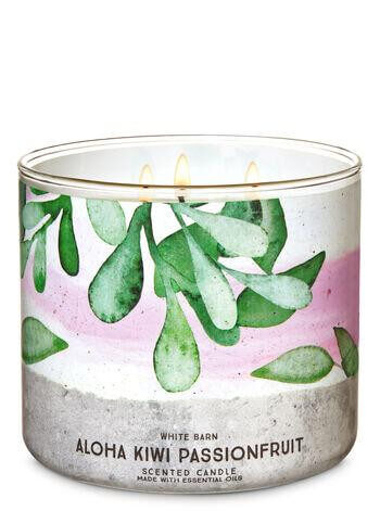 3-Docht Kerze - Aloha Kiwi Passionfruit - 411g