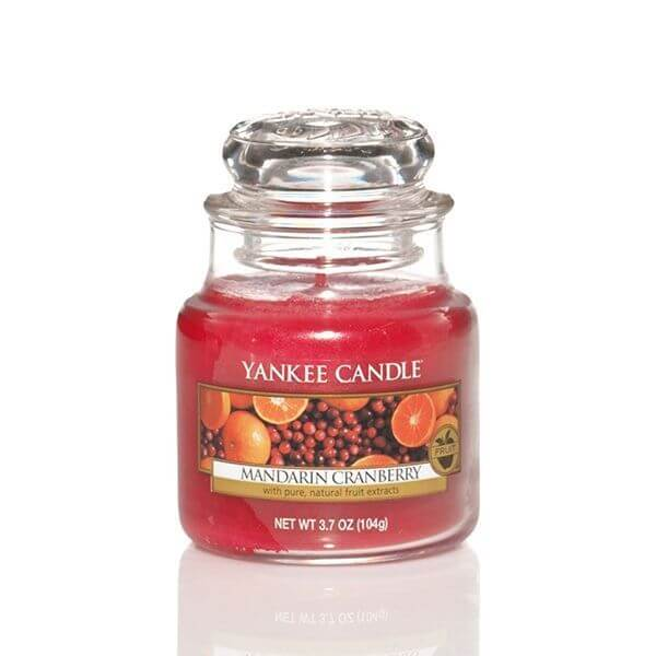 mandarin cranberry 104g von yankee candle online bestellen candle dream. Black Bedroom Furniture Sets. Home Design Ideas