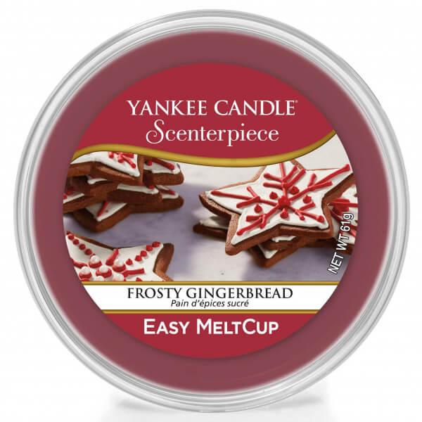 Easy MeltCup Frosty Gingerbread 61g von Yankee Candle online Bestellen