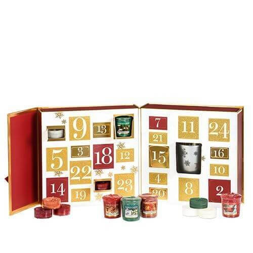 Yankee Candle Adventskalender 2017 - 3D Advent Book