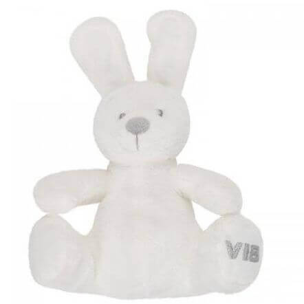 Rabbit Sitzend Weiss