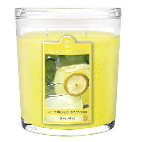 Colonial Candle Old Fashioned Lemonade 623g