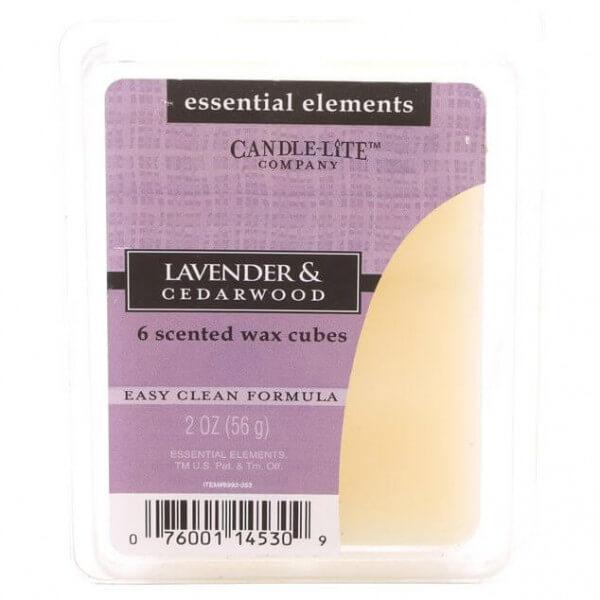Lavender & Cedarwood 56g von Candle-Lite