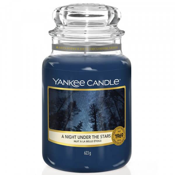 A Night Under The Stars großes Glas 623g von Yankee Candle