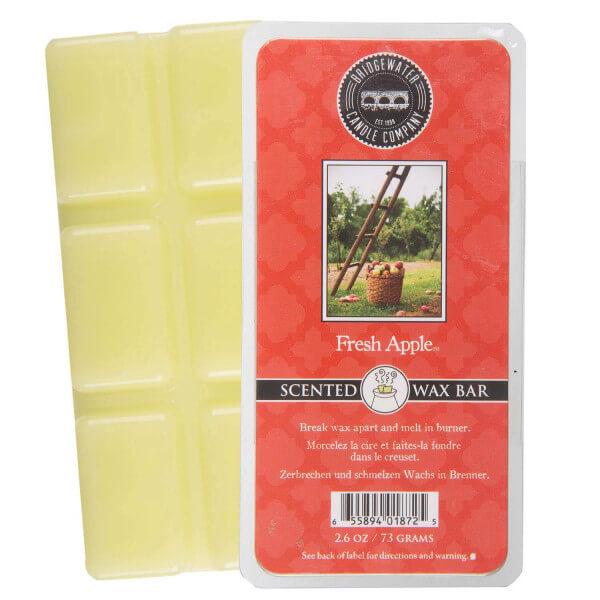 Fresh Apple Wax Bar 73g - Bridgewater